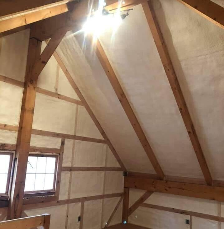 Open-cell Spray Foam Insulation Knox County, TN