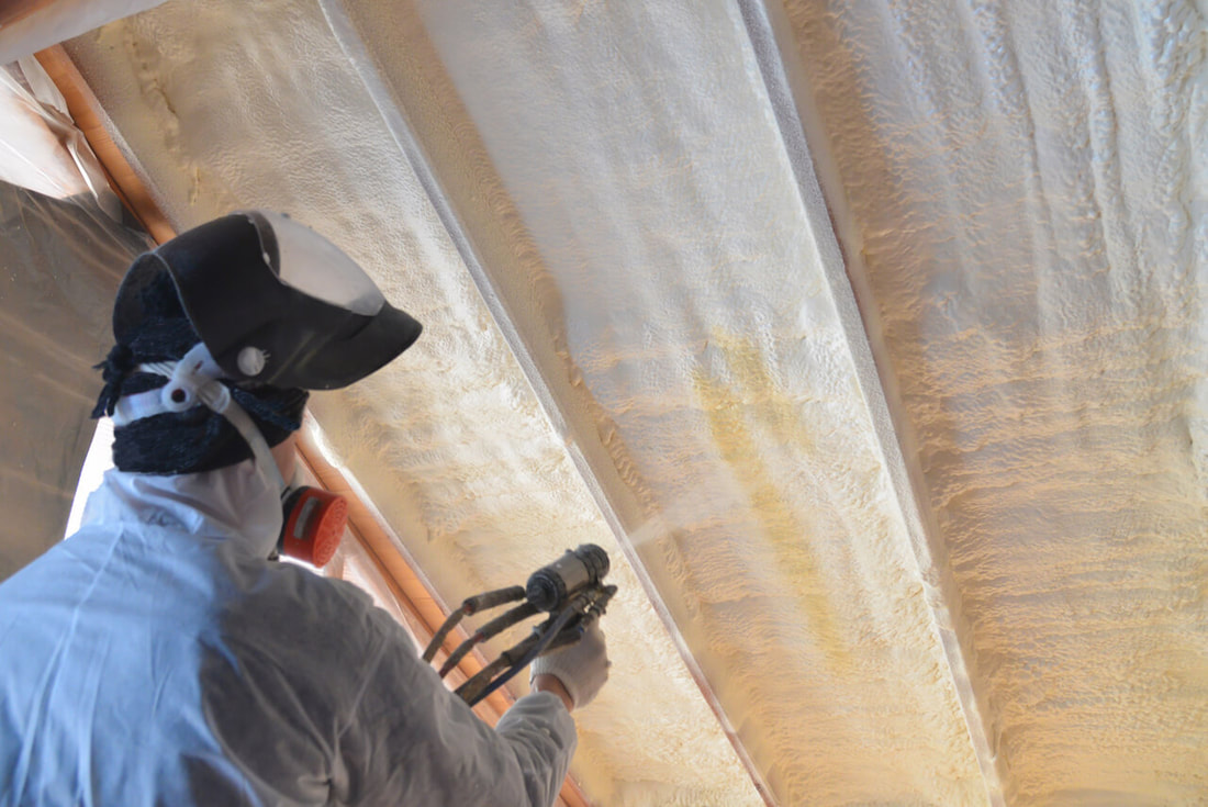Foam Insulation Contractors Knoxville, TN