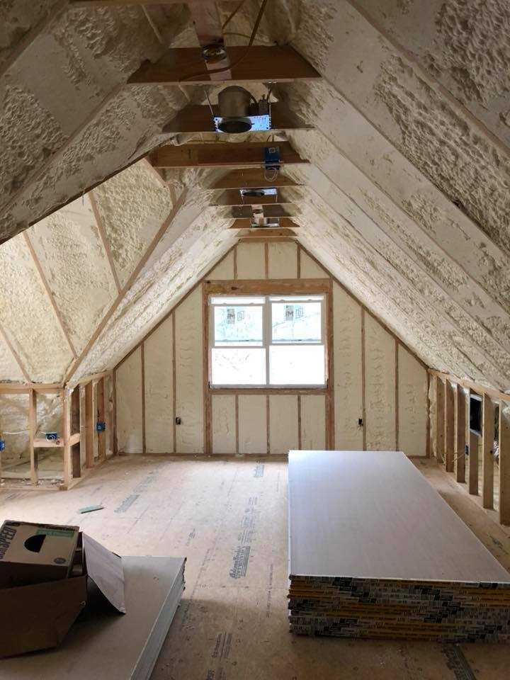 Home Attic Insulation Knoxville
