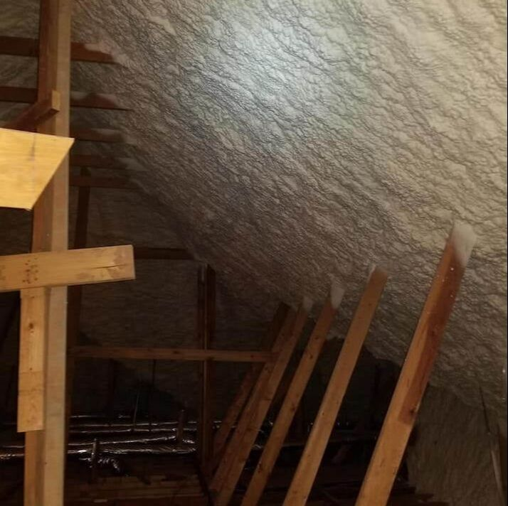 Foam Attic Insulation Knoxville