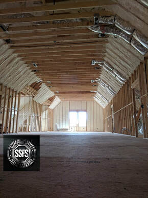 New Construction Spray Foam Insulation Knoxville TN