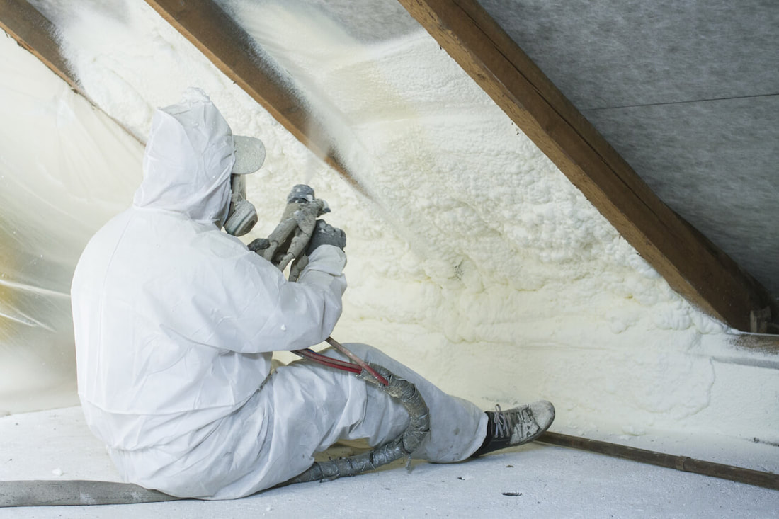 Roof Insulation Contractors Knoxville, TN