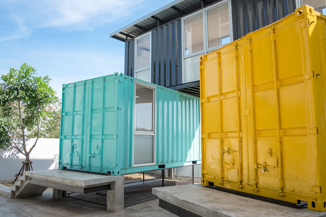Shipping Container Insulation Chattanooga TN
