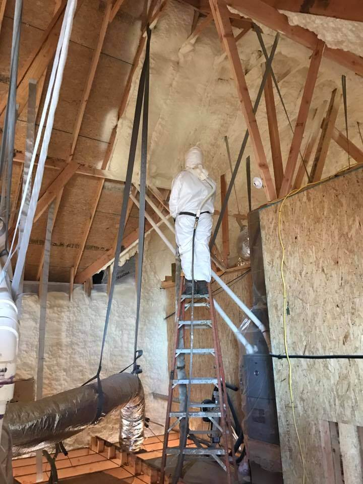 Spray Foam Insulation Contractors Knoxville, TN